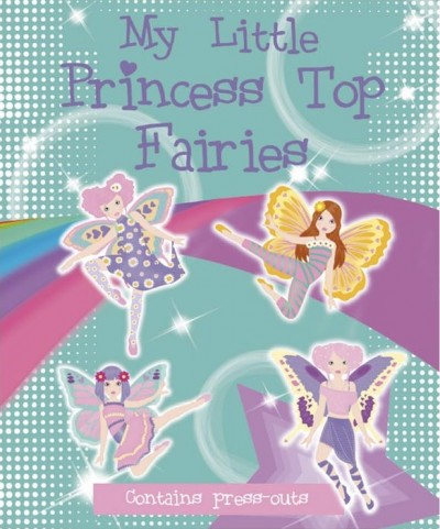 - My Little Princess Top - Fairies