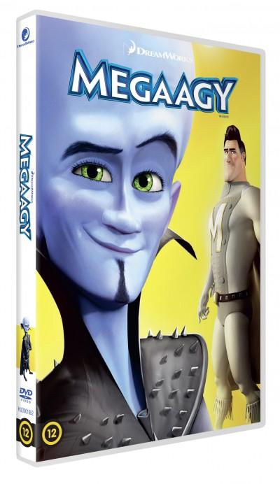 Tom Mcgrath - Megaagy (DreamWorks gyűjtemény) - DVD