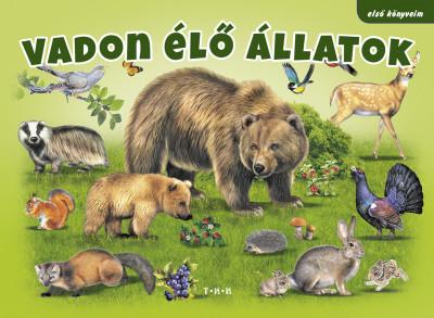 - Vadon élő állatok