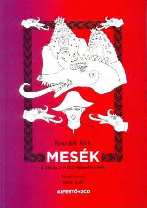 Benedek Elek - Havas Judit (V�l.) - Mes�k a k�k �s a piros mesek�nyvb�l