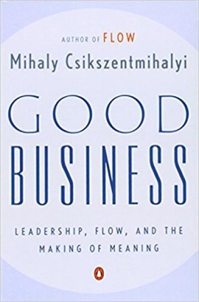 Csíkszentmihályi Mihály - Good Business