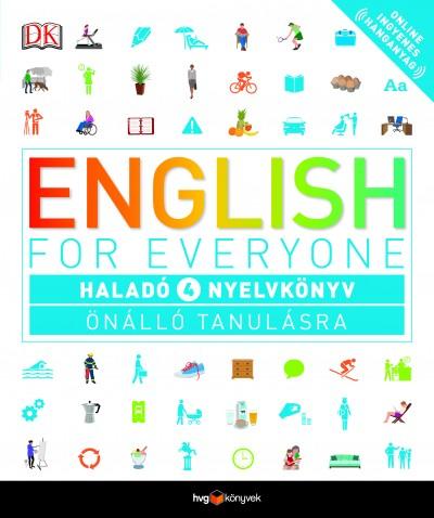 - English for Everyone: Haladó 4. nyelvkönyv