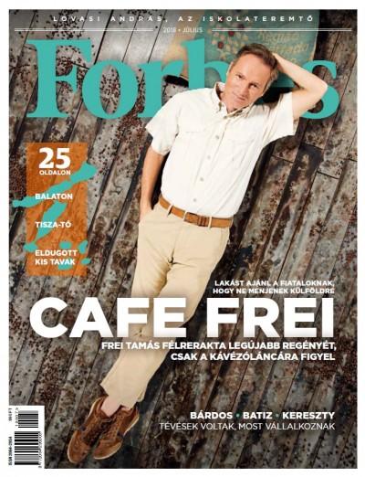 - Forbes magazin - 2018. július