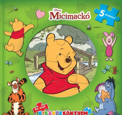 - Az első kirakós könyvem - Micimackó