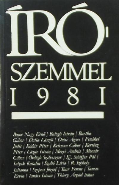 Ratzky Rita  (Vál.) - Írószemmel 1981