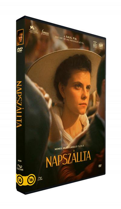 Nemes Jeles László - Napszállta - DVD