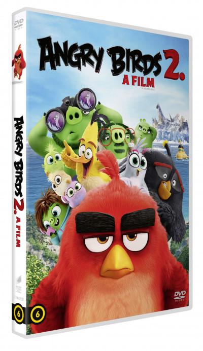 Thurop Van Orman - Angry Birds 2. - A film - DVD