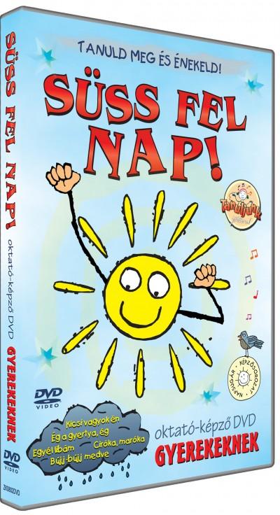 - Süss fel nap! - Oktató-képző DVD gyerekeknek - DVD