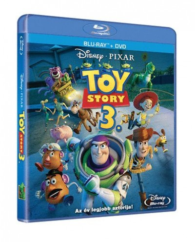 Lee Unkrich - Toy Story 3. - Blu-ray