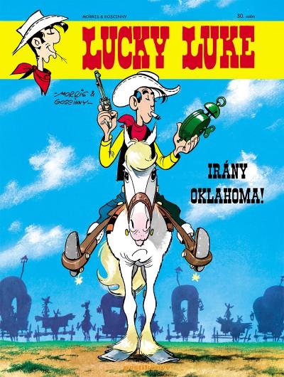 - Lucky Luke 30. - Irány Oklahoma