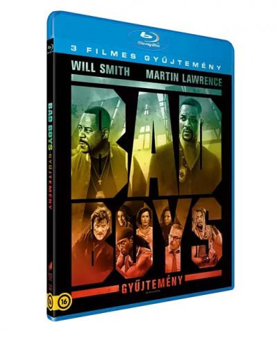 Michael Bay - Adil El Arbi - Bilall Fallah - Bad Boys 1-3. - Blu-ray
