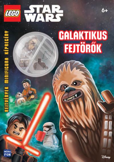 - Lego Star Wars - Galaktikus fejtörők