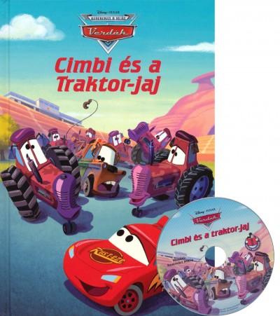Szatmári Attila - Cimbi és a Traktor-jaj + mese CD