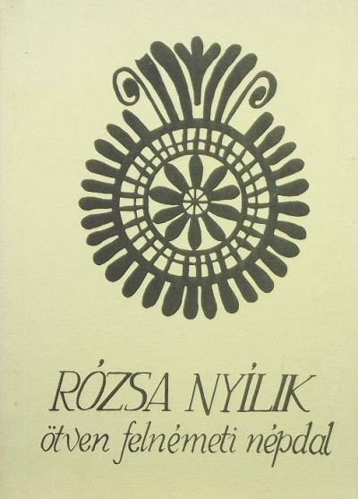Fajcsák Attila - Rózsa nyílik