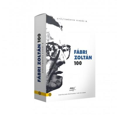 Fábri Zoltán - Fábri Zoltán 100 Gyűjteményes kiadás III. - DVD