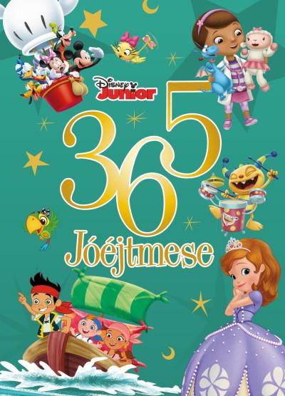 - Disney Junior - 365 Jóéjtmese