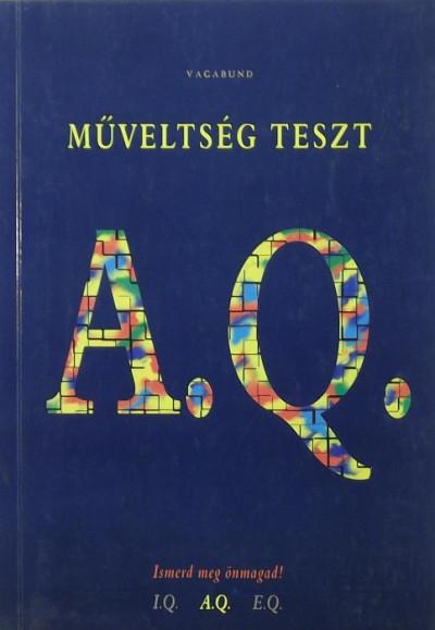 Szöllősi Péter  (Szerk.) - A.Q. - Műveltségi teszt