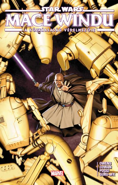 Matt Owens - Star Wars: Mace Windu - A Köztársaság védelmezője
