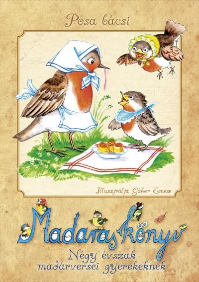 Pósa Lajos - Madaras könyv