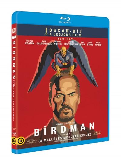 Alejandro González Inárritu - Birdman - Blu-ray