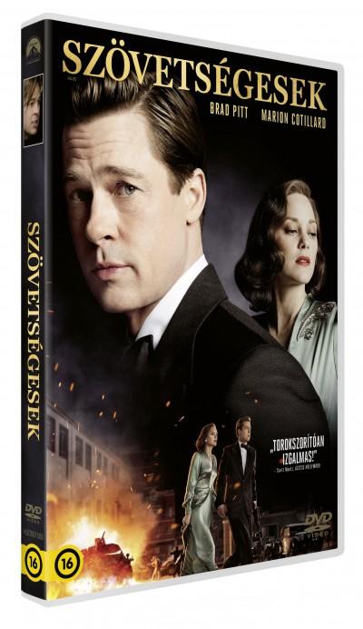 Robert Zemeckis - Szövetségesek - DVD