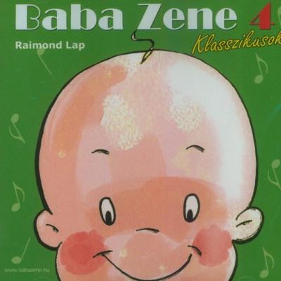 Raimond Lap  (Vál.) - Baba zene 4. - CD