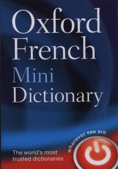 - Oxford French Mini Dictionary