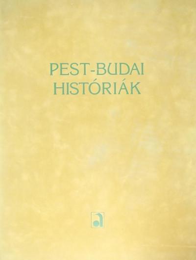 Don Péter  (Vál.) - Pest-budai históriák