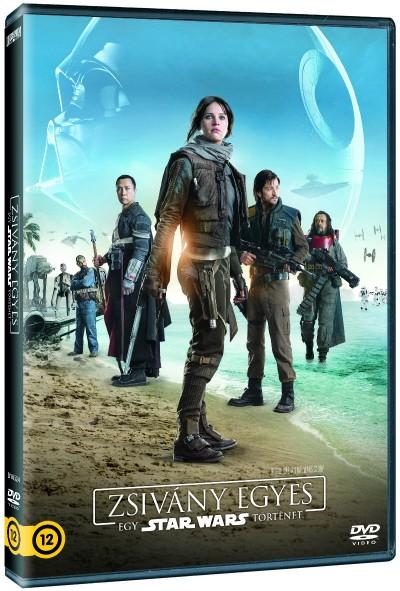 Gareth Edwards - Zsivány Egyes - Egy Star Wars történet - DVD