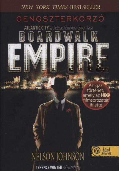 Nelson Johnson - Gengszterkorzó - Boardwalk Empire