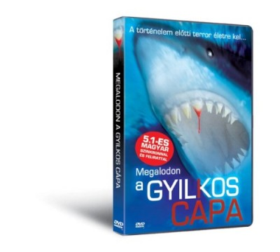 Pat Corbitt - Gyilkos cápa - DVD