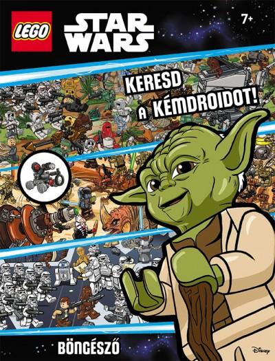 - LEGO Star Wars - Keresd a kémdroidot!