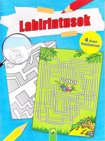 - Labirintusok