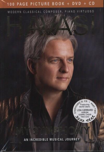 Havasi Balázs - Havasi: My Symphony (Book+CD/DVD)