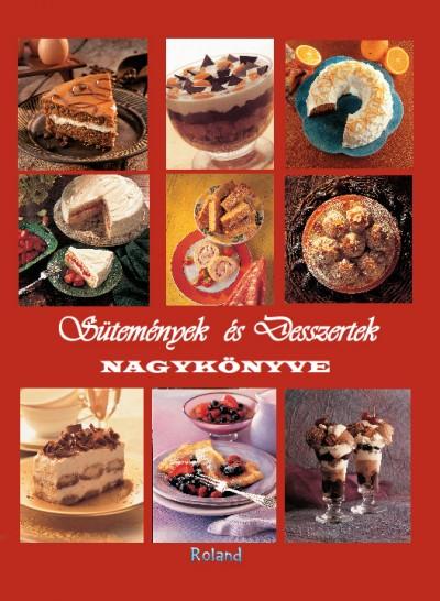 - Sütemények és Desszertek nagykönyve
