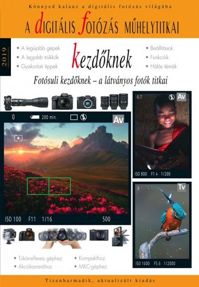 Enczi Zoltán - Richard Keating - A digitális fotózás műhelytitkai kezdőknek 2019