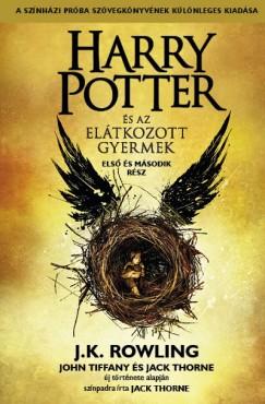 Harry Potter �s az el�tkozott gyermek
