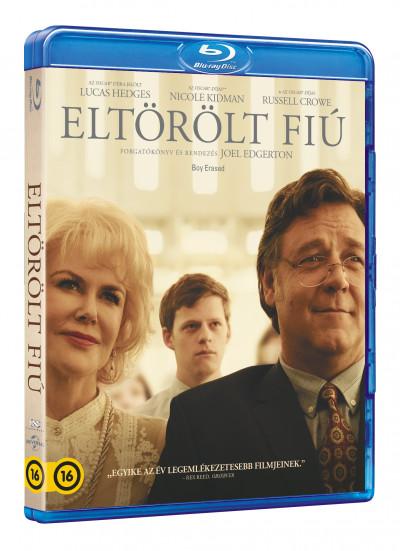 Joel Edgerton - Eltörölt fiú - Blu-ray