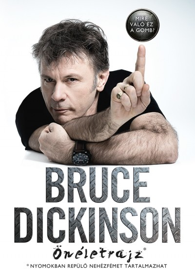 Bruce Dickinson - Mire való ez a gomb?