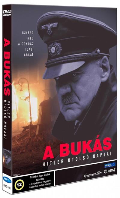 Oliver Hirschbiegel - A bukás - Hitler utolsó napjai - DVD