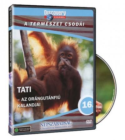 - A természet csodái 16. - Tati - DVD