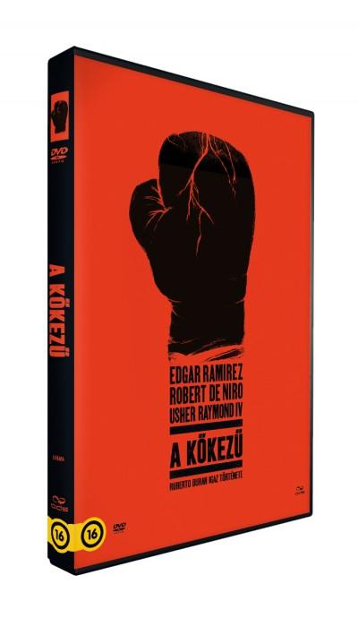 Jonathan Jakubowicz - A kőkezű - DVD