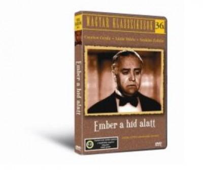 Vajda László - Ember a híd alatt - DVD
