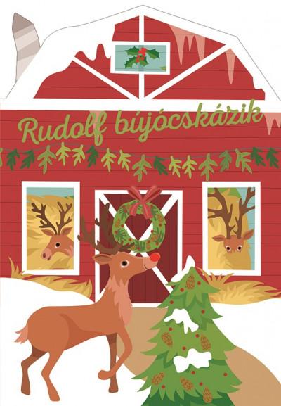- Rudolf bújócskázik