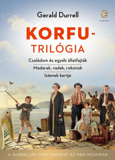 Gerald Durrell - Korfu-trilógia