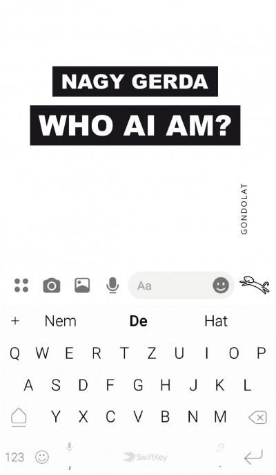 Nagy Gerda - Who ai am?