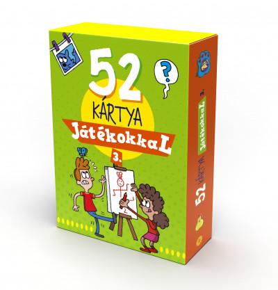 - 52 kártya játékokkal 3.